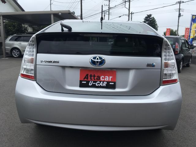 トヨタ プリウス S SDナビ ワンセグTV ETC スマートキー