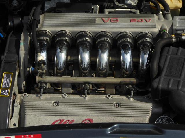 2.5 V6 24V Qシステム タイミングベルト・バッテリー交換済・MTモード(13枚目)
