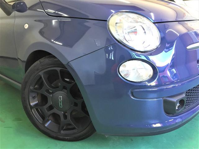 「フィアット」「フィアット 500」「コンパクトカー」「埼玉県」の中古車5