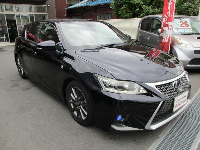 「レクサス」「CT」「コンパクトカー」「東京都」の中古車5
