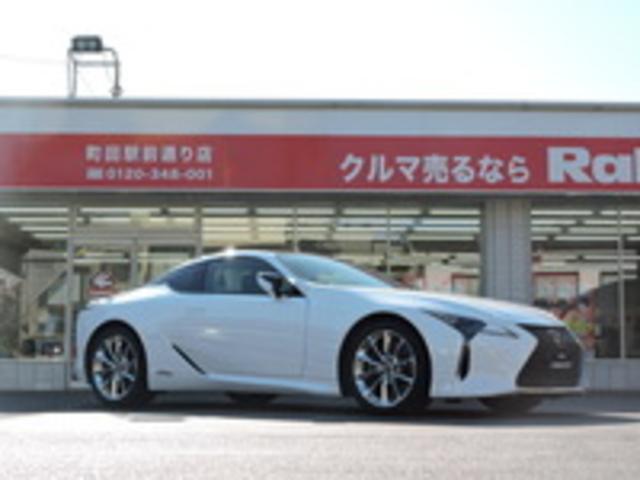 「レクサス」「LC」「クーペ」「東京都」の中古車2