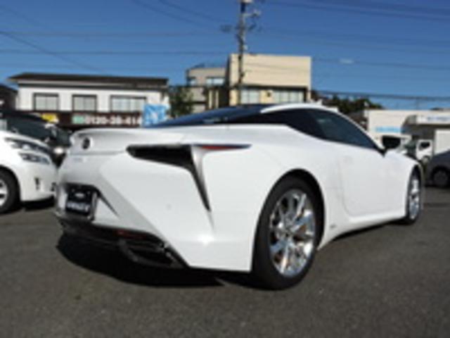 「レクサス」「LC」「クーペ」「東京都」の中古車11