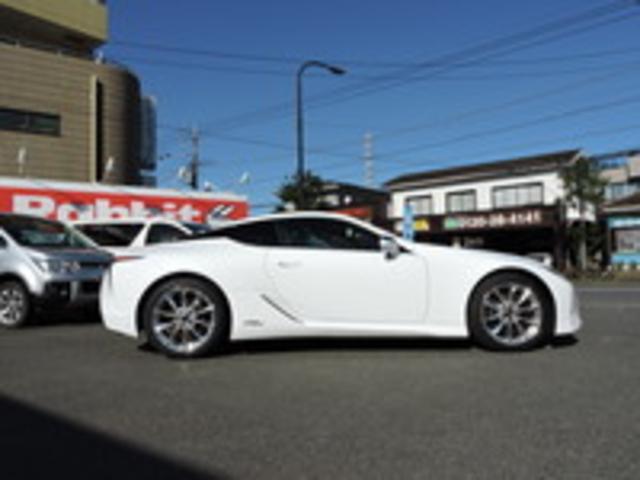 「レクサス」「LC」「クーペ」「東京都」の中古車34