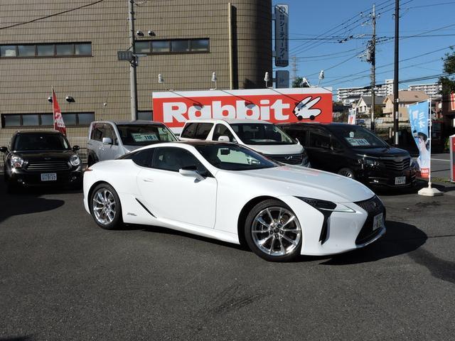 「レクサス」「LC」「クーペ」「東京都」の中古車39