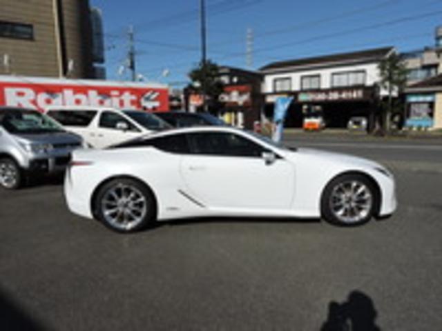 「レクサス」「LC」「クーペ」「東京都」の中古車44