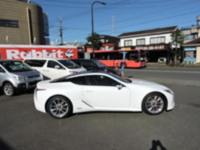 「レクサス」「LC」「クーペ」「東京都」の中古車47