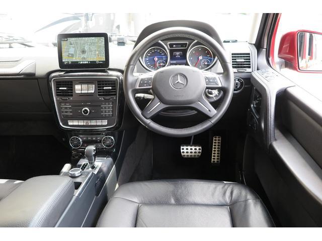 G350d ラグジュアリーPKG 黒革シート サンルーフ 純正8インチモニター HDDナビ&地デジ&Bカメラ ハーマンカードンサウンド Bluetooth 全席シートヒーター ETC(2枚目)