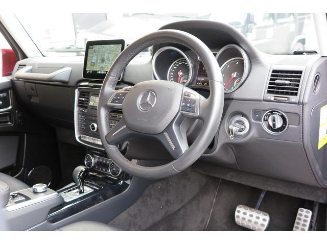 G350d ラグジュアリーPKG 黒革シート サンルーフ 純正8インチモニター HDDナビ&地デジ&Bカメラ ハーマンカードンサウンド Bluetooth 全席シートヒーター ETC(54枚目)