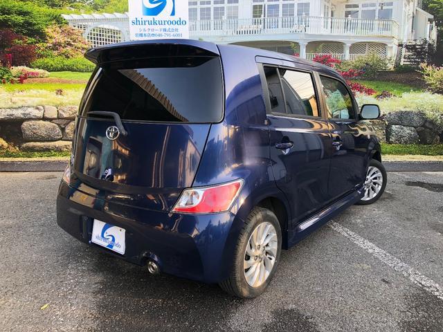トヨタ bB Z Xバージョン 純正ナビ キーレス