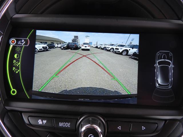 クーパーD 純正HDDナビ バックカメラ LEDヘッドライト クリアランスソナー ETC 除菌済 1年保証(16枚目)