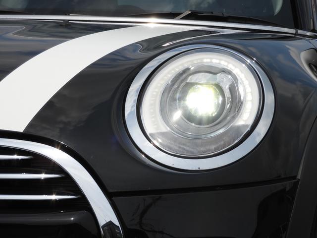 クーパーD 純正HDDナビ バックカメラ LEDヘッドライト クリアランスソナー ETC 除菌済 1年保証(34枚目)