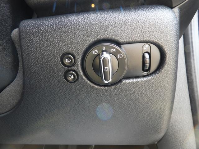 クーパーD 純正HDDナビ バックカメラ LEDヘッドライト クリアランスソナー ETC 除菌済 1年保証(47枚目)