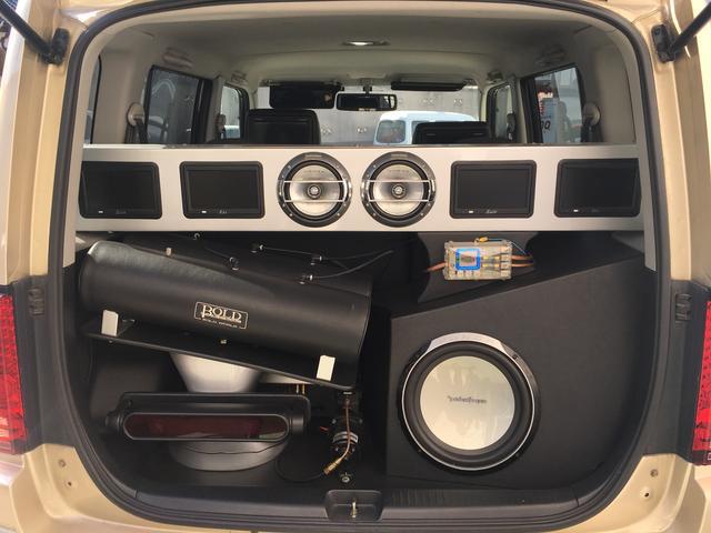 トヨタ bB S Xバージョン フルセグTV バックカメラ エアロ ETC