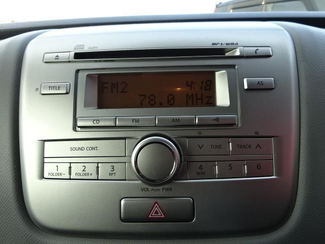スズキ ワゴンR FXリミテッド スマートキー 純正CD 禁煙車