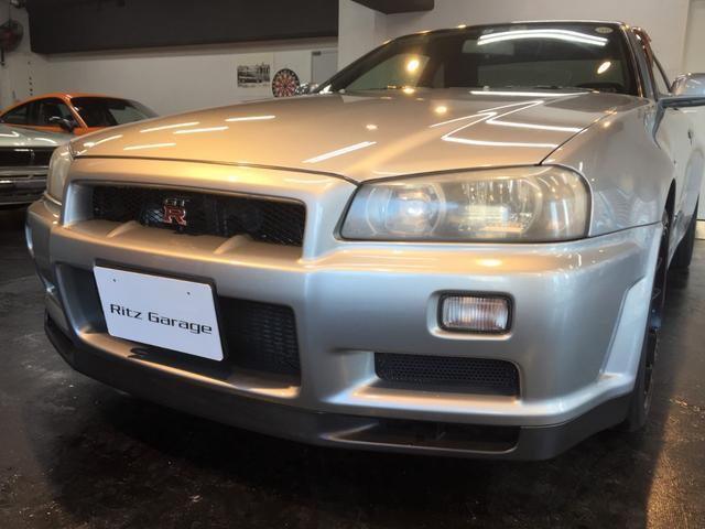GT-R ニスモ320kmスピードメーター レカロシート(4枚目)