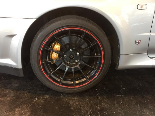 GT-R ニスモ320kmスピードメーター レカロシート(19枚目)