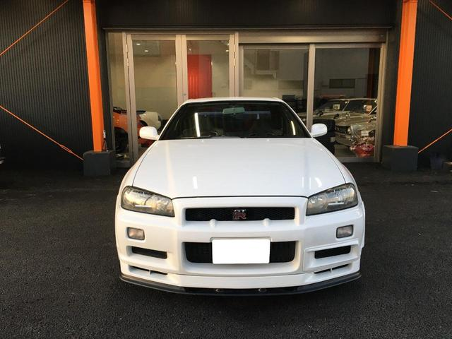 GT-R TE37AW NISMOマフラー(3枚目)