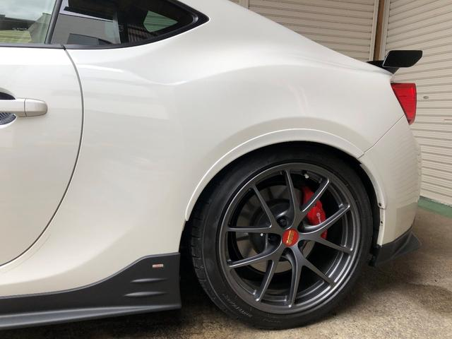 STIスポーツ 車高調 マフラー BBS/RI-A TRD(8枚目)