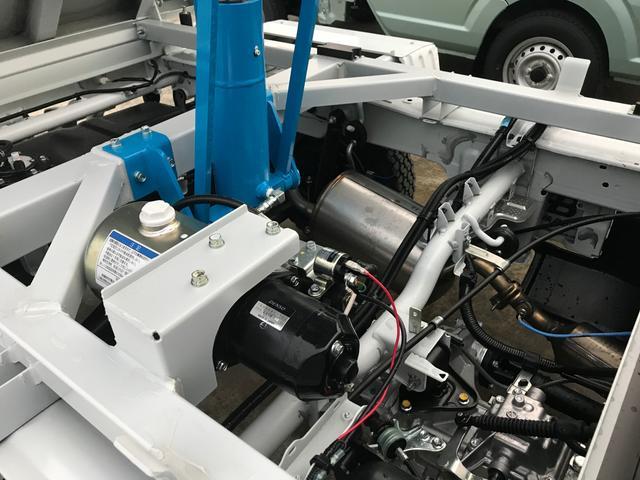 ダンプ 4WD エアコン パワステ(8枚目)