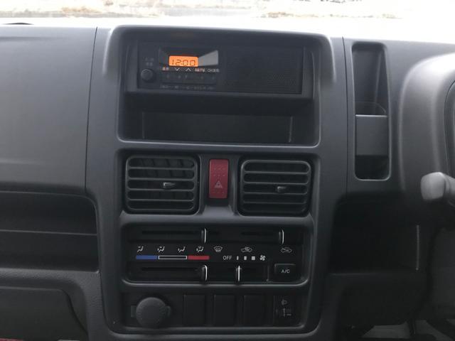 ダンプ 4WD エアコン パワステ(12枚目)