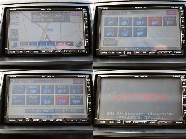 日産 プレサージュ ライダー後期型 HDD DVD 電動ドア ETC スマキー