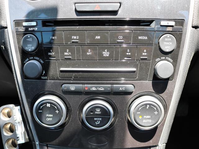 CD6枚チェンジャー搭載ですので好きな音源で楽しくドライブに通勤に使ってください★A/Cもオートですので快適です!