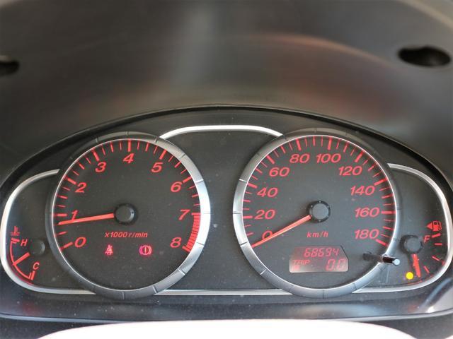 距離もまだまだ6.9万キロ!タイミングチェーン式のエンジンなので交換不要です★