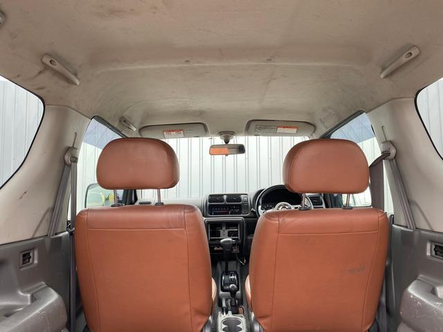 JZリフトアップ 社外ホイール 革シート 4WD ABS(20枚目)