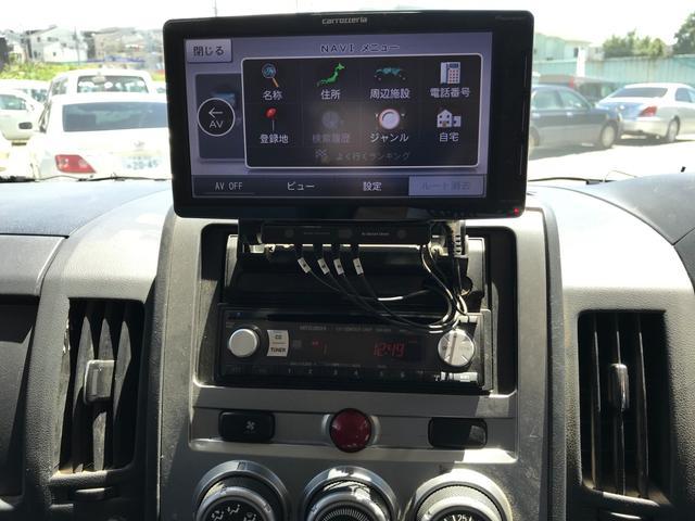 Mオートライト キーレス 4WD ガソリン 三列シート ナビ(10枚目)