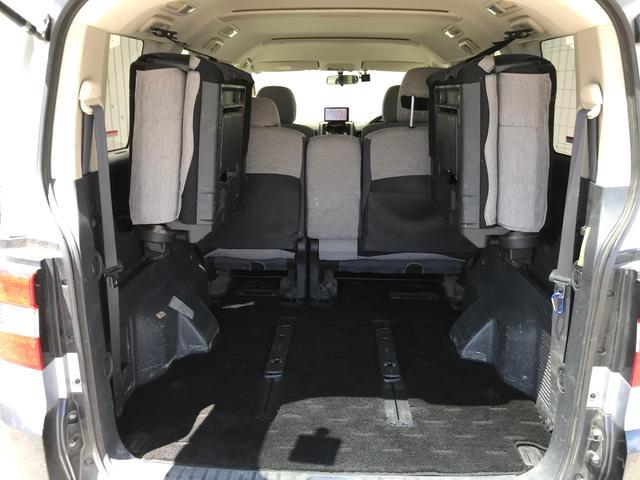 Mオートライト キーレス 4WD ガソリン 三列シート ナビ(18枚目)