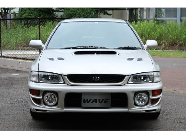 WRX フルノーマル・ディーラー記録簿・禁煙(3枚目)