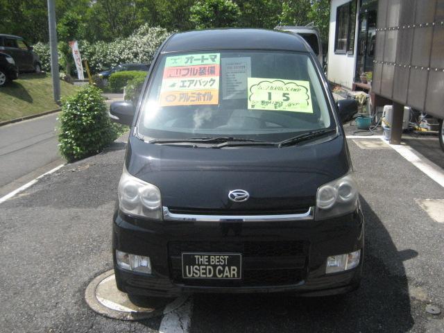 カスタム X 4WD 純正アルミホイール(12枚目)