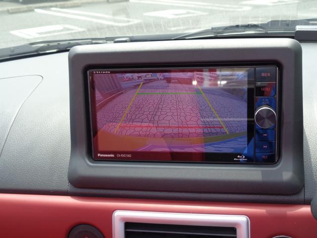 セロ ターボ レッドインテリア パナソニックナビ バックカメラ ブルートゥース ブルーレイ対応 スマートキー シートヒーター ステアリングリモコン LEDライト ETC フォグランプ(8枚目)