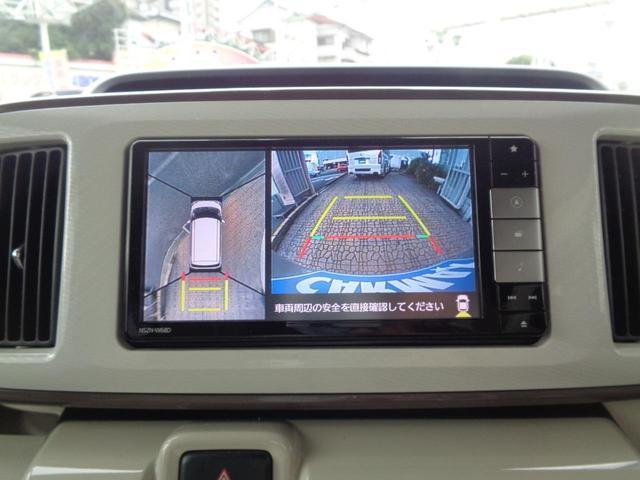 Xリミテッドメイクアップ SAIII 衝突軽減 純正ナビ パノラミックビューモニター ブルートゥース スマートキー 両側自動ドア ドライブレコーダー ステアリングリモコン ETC オートマチックハイビーム(11枚目)