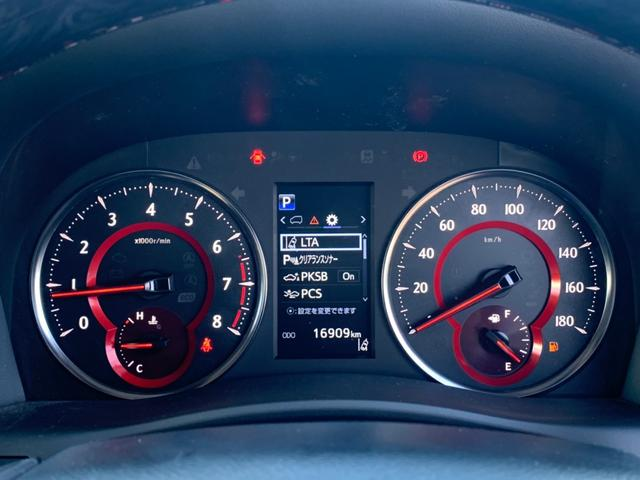 【Toyota Safety Sence】幅広いシーンで安心安全なドライビングをサポートしてくれます♪