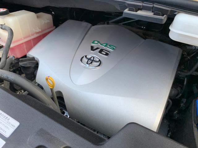 【エンジン】V6 3.5Lエンジン搭載で力強い走りを味わえます!