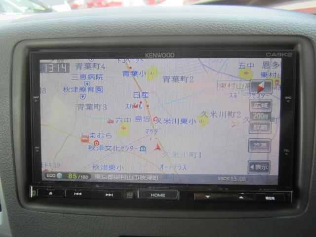 マツダ フレアワゴン 660 XS メモリーナビ バックカメラ 片側PSD