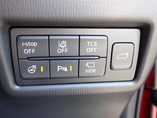 環境と燃費にやさしいアイストップに安全な走行をサポートする横滑り防止機能・レーンキープアシスト&車線逸脱警報装置・BSM・SBS&SCBS・パーキングセンサー・ALH・GVCなどなど装備充実☆