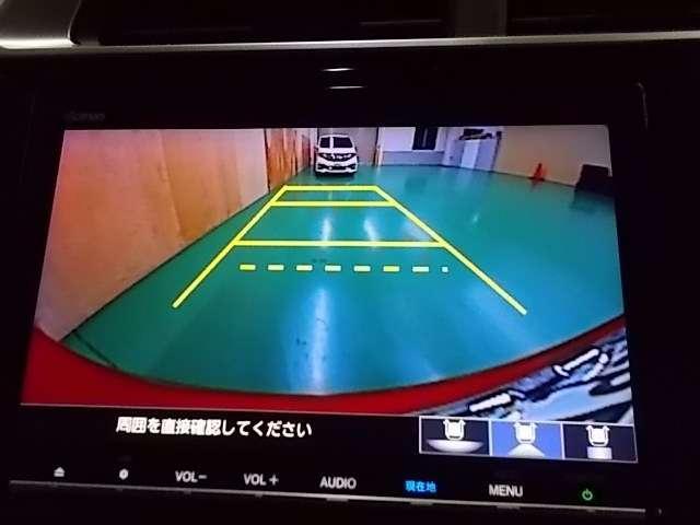 13G・Lホンダセンシング 元試乗車 8インチナビ ドラレコ(8枚目)