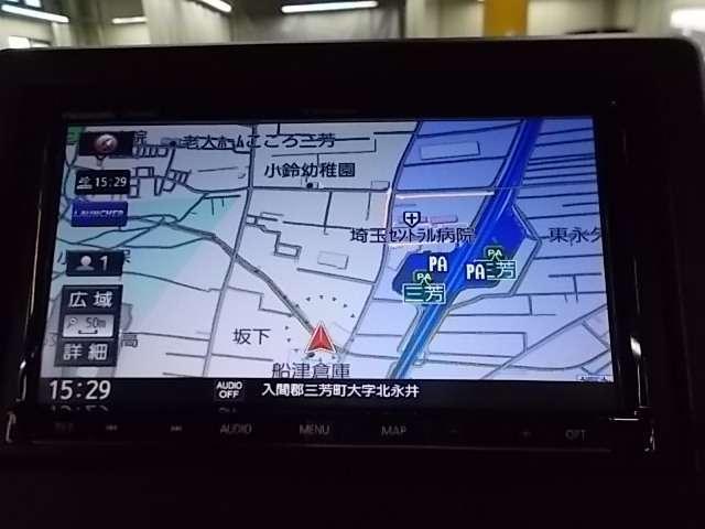 Gホンダセンシング 純正ナビ Rカメラ ETC ワンオーナ(2枚目)