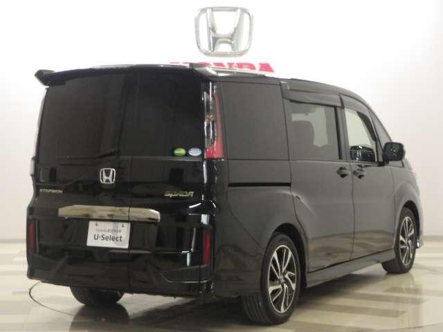 スパーダ・クールスピリット ホンダセンシング 両側電動スライド LED シートヒータ 禁煙(2枚目)