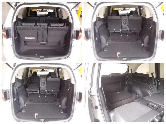 ハイブリッドアブソルート・ホンダセンシング 衝突軽減 後席モニター PWシート Rカメラ リヤ席モニター LED 1オーナー ETC メモリーナビ 衝突軽減 ナビTV フルセ 両側自動ドア Bカメラ(9枚目)