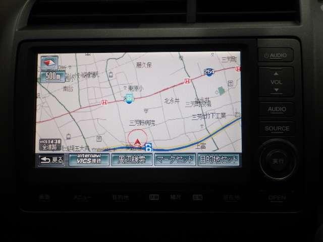 RSZ特別仕様車 HDDナビエディション リアカメラ HID ETC ワンオーナー Rカメラ HID ETC HDDナビエディション キーレス ナビ ワンオーナー(2枚目)