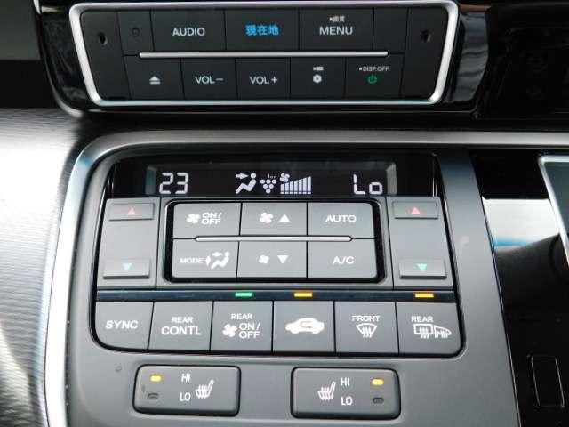 スパーダ・クールスピリット ホンダセンシング Hセンシング Mナビ Fドラレコ LED 両側電動ドア ワンオーナー リアカメ メモリーナビ 禁煙 衝突軽減B ETC シートヒーター LED ナビTV フルセグ スマートキー サイドSRS CD(14枚目)