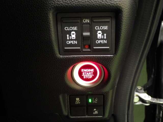G・EXターボホンダセンシング 両側Pスライド 6SRS LED ワンオーナー ワンオーナー車 LED ETC ターボ クルコン アルミ 盗難防止システム スマートキ- 両側PSドア 衝突被害軽減B ESC アイスト 記録簿 ABS(11枚目)