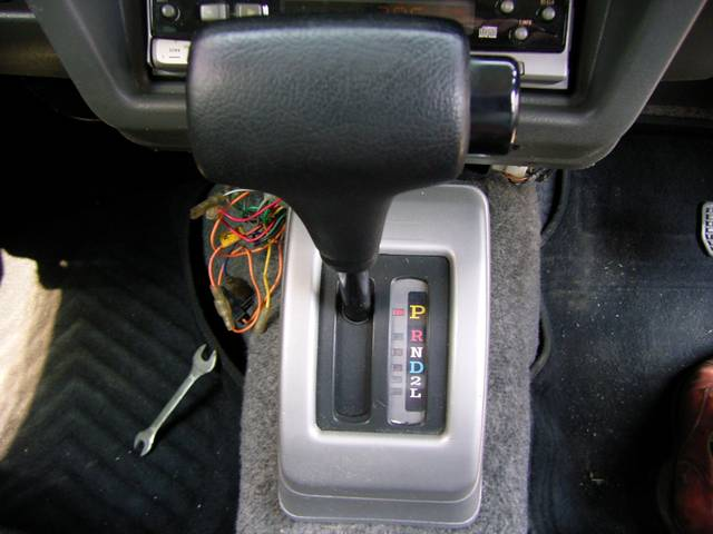 スズキ ジムニー ハードトップ HS オートマ 4WD