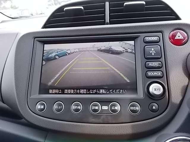 ホンダ フィットシャトル 15X HDDナビ Rカメラ ETC HID スマートキー