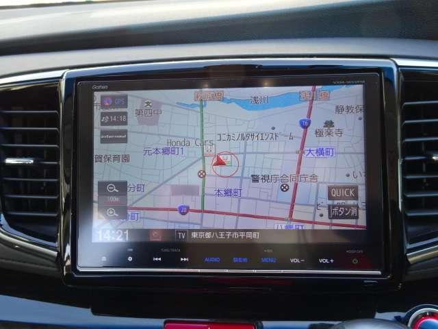 ハイブリッドアブソルート・EXホンダセンシング 当社デモカー(10枚目)