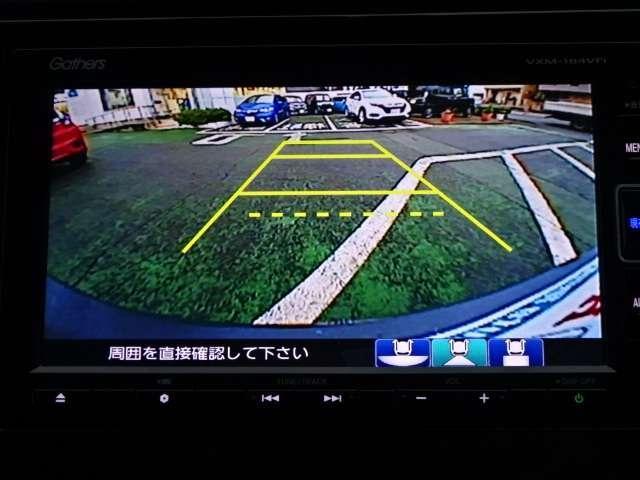 L ホンダセンシング 当社デモカー ナビ Rカメラ(4枚目)