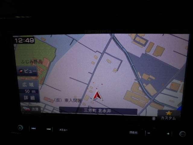 ランドベンチャー ナビ リアカメラ ETC シートヒーター(10枚目)